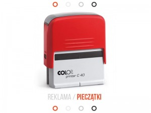 Pieczątka Colop Printer 40